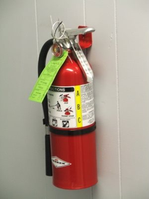 Fire Extinguisher Preparedness