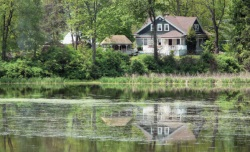Lake Houses and Mold