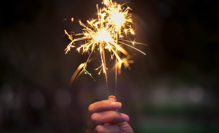 firework sparkler safety