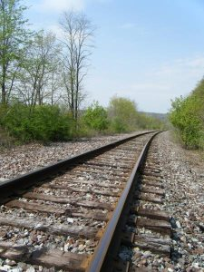 Train Tracks Attractive Nuisance