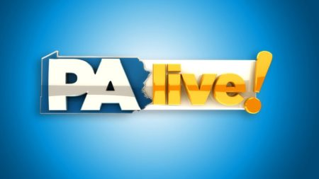 We're appearing on PA Live!
